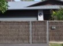 Kwikfynd Thatched fencing austinmer