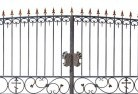 Austinmer Wrought iron fencing 10