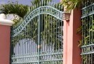 Austinmer Wrought iron fencing 12