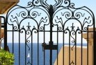 Austinmer Wrought iron fencing 13