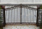 Austinmer Wrought iron fencing 14