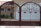 Austinmer Wrought iron fencing 2