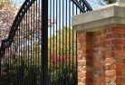 Austinmer Wrought iron fencing 7