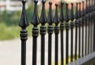 Austinmer Wrought iron fencing 8